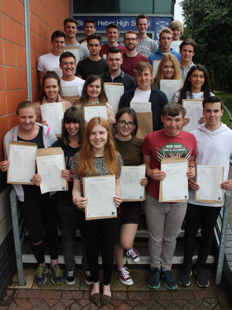 Another fabulous A-Level Year in 2017!