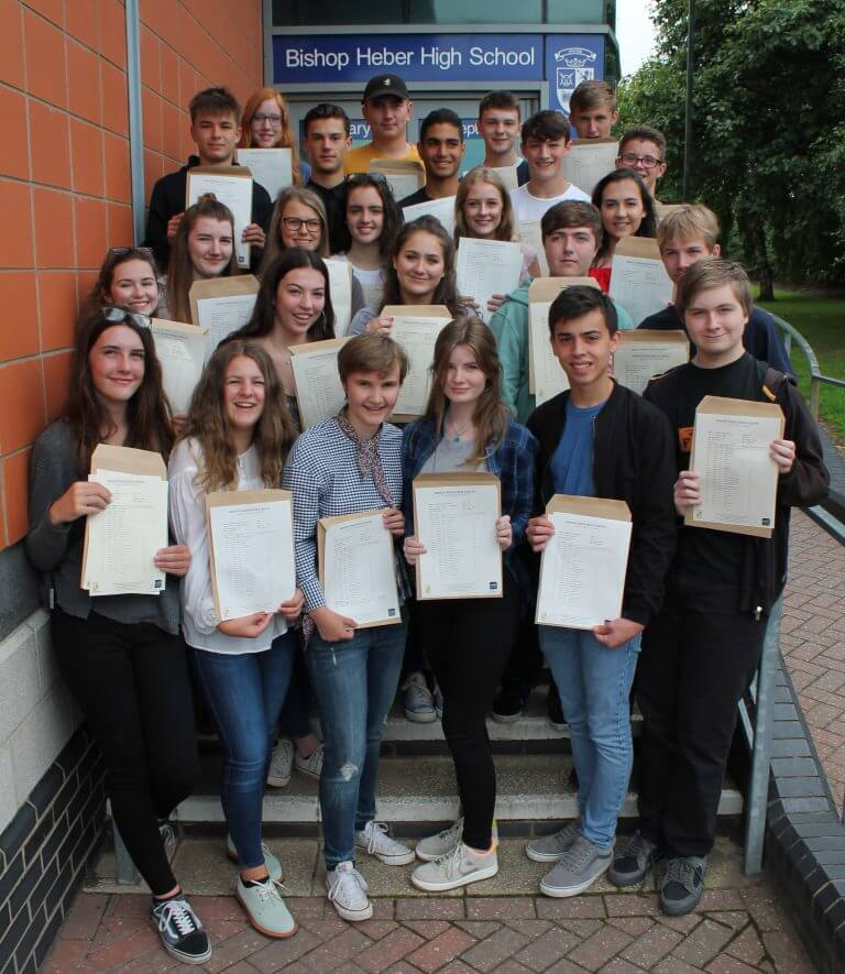 Students and Staff are thrilled with GCSE Results in 2017