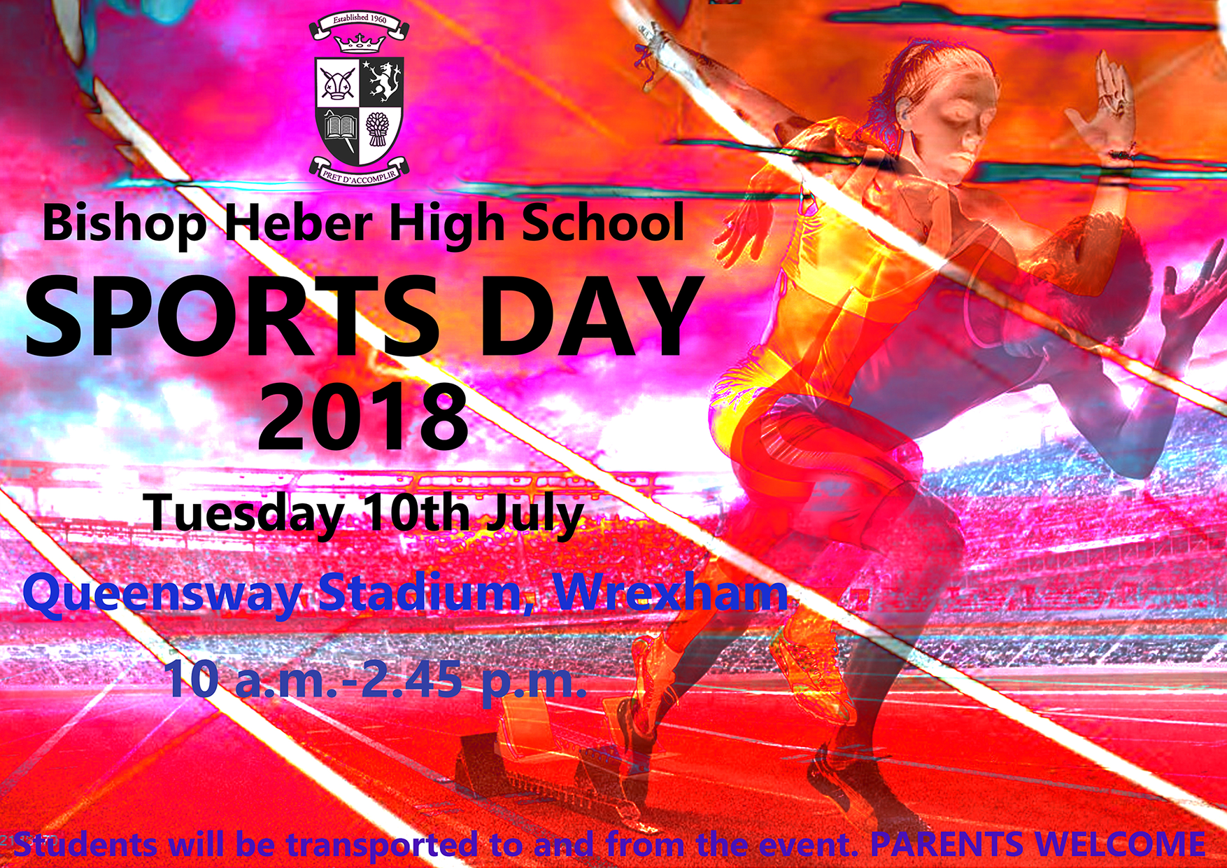 Sports Day 10th July 2018